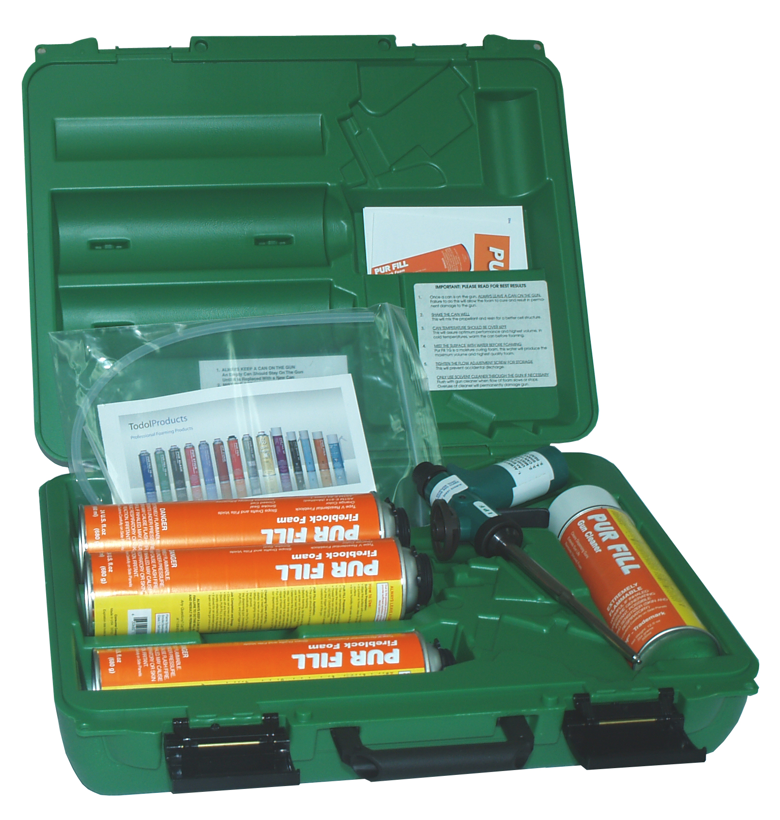 Pur Fill Fireblock Professional Level Kit