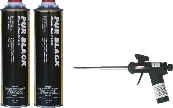 Pur Black Starter Level Kit