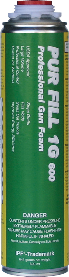 PUR FILL 1G 600
