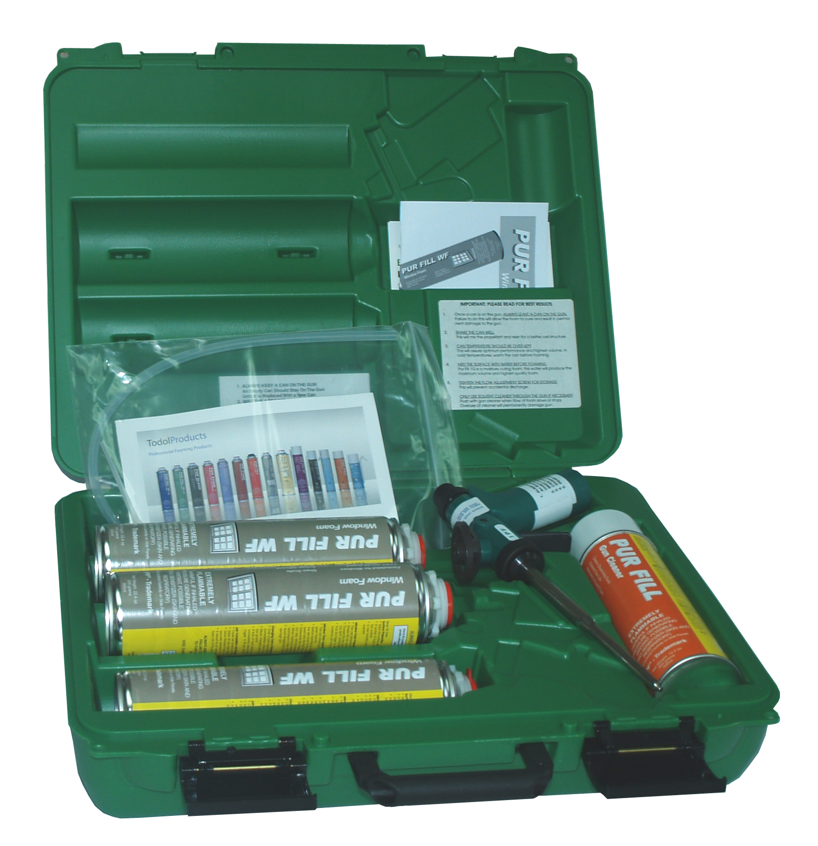 Pur Fill Window Professional Level Kit