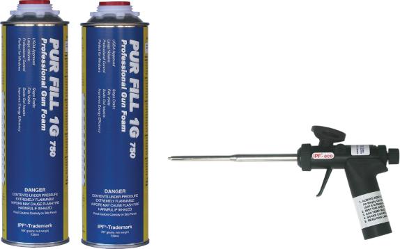 Pur Fill 1G 750 Starter Level Kit